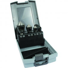 Countersink with Diagonal Hole Set 90° HSS-E